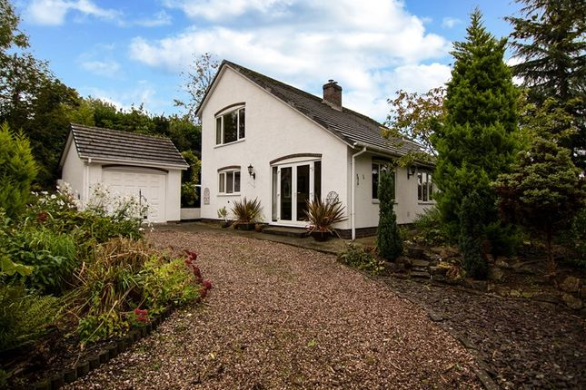 Thumbnail Detached house for sale in Old Monmouth Road, Longhope, Gloucestershire