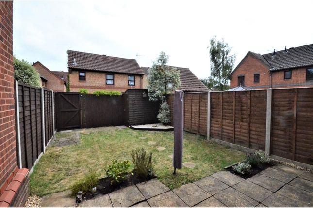 Rear Garden of Denbigh Close, Southampton SO40