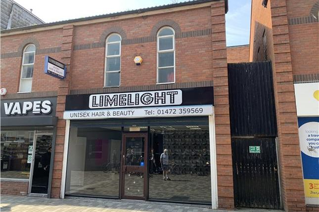 Thumbnail Retail premises for sale in 4 - 6, East St Mary's Gate, Grimsby, North East Lincolnshire