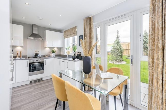 "Thumbnail Semi-detached house for sale in ""Archford"" at Magna Road, Canford"