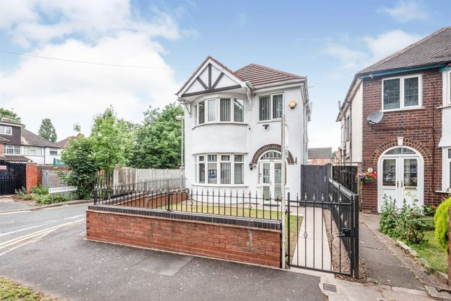 Thumbnail Detached house for sale in Teddington Grove, Perry Barr, Birmingham