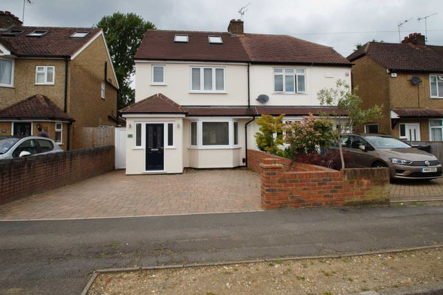 Thumbnail Semi-detached house to rent in Anchor Lane, Hemel Hempstead