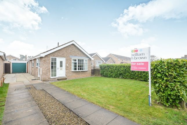 Thumbnail Detached bungalow for sale in Forestgate, Haxby, York