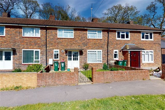 3 bed terraced house for sale in Camber Close, Pound Hill, Crawley RH10