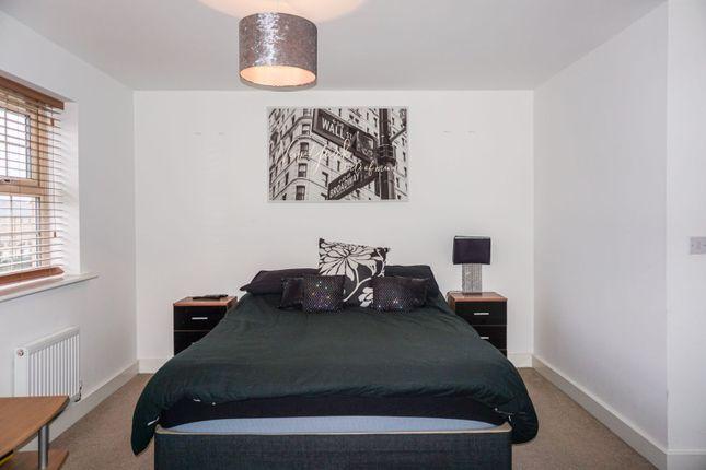 Master Bedroom of Boothferry Park Halt, Hull HU4