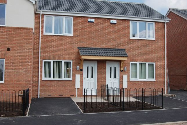 Thumbnail Town house to rent in Shannon Square, Chaddesden, Derby