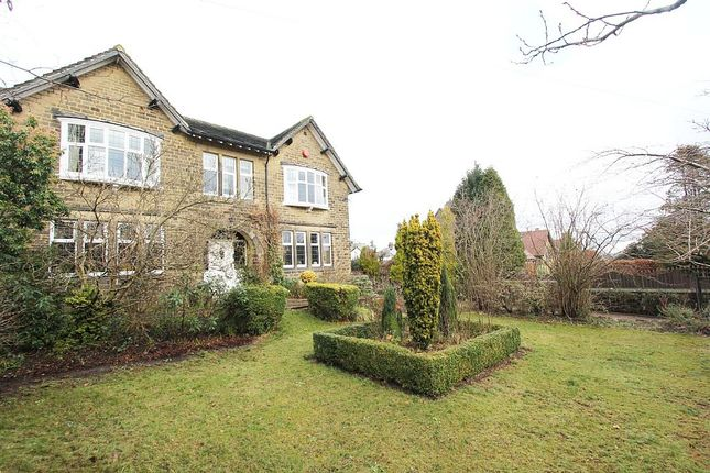 Thumbnail Detached house for sale in Inglenook, 150 Woodside Road, Beaumont Park, Hudderfield, West Yorkshire