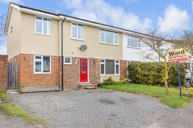 Thumbnail Semi-detached house for sale in Ivens Way, Harrietsham, Maidstone, Kent