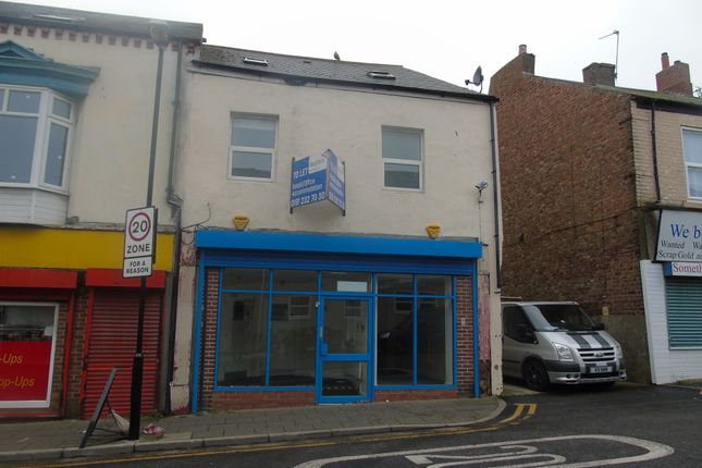 Retail premises for sale in Rudyerd Street, North Shields