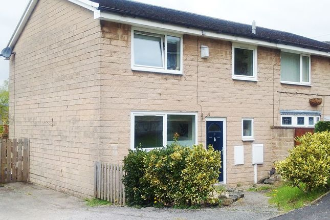 Thumbnail Property to rent in Black Rocks Avenue, Matlock, Derbyshire