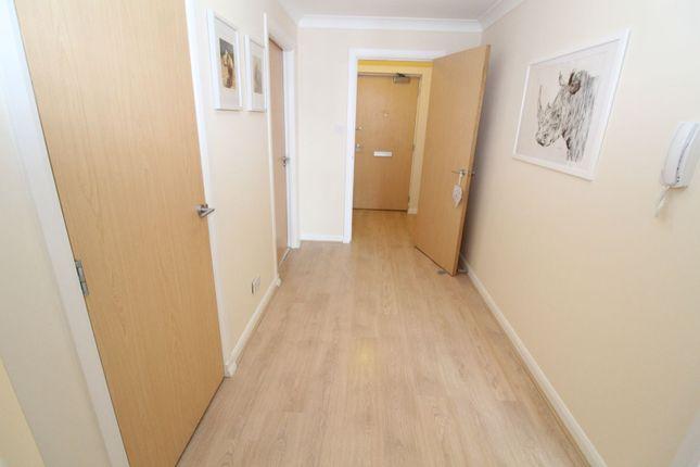 Hallway of Grandholm Crescent, Aberdeen AB22