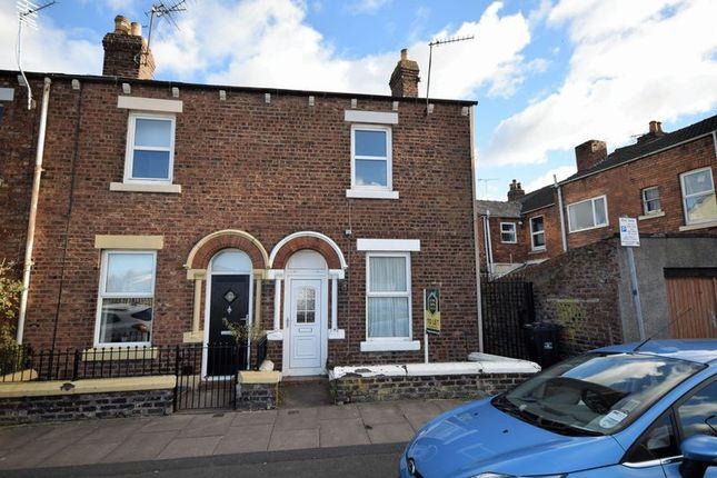 Thumbnail Terraced house to rent in Blencowe Street, Carlisle