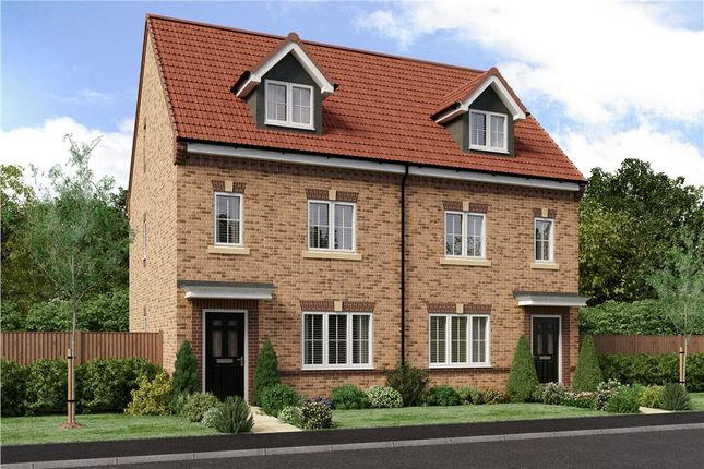 """Thumbnail Semi-detached house for sale in """"Rolland"""" at Joe Lane, Catterall, Preston"""