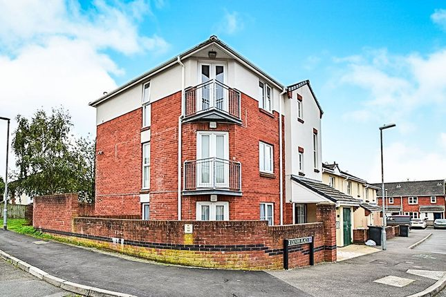 Thumbnail Flat for sale in Oliver Place, Heathfield, Newton Abbot