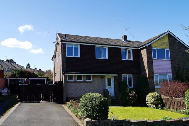 Thumbnail Semi-detached house for sale in West Hextol, Hexham