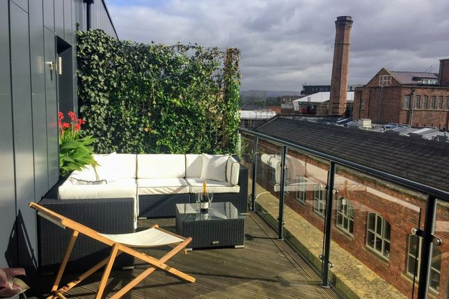 Thumbnail Flat for sale in Paragon Mill, Cotton Street, Ancoats