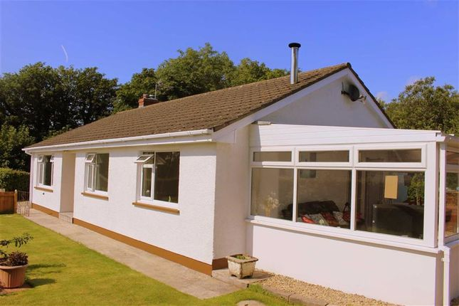 3 bed detached bungalow for sale in Moreton, Saundersfoot