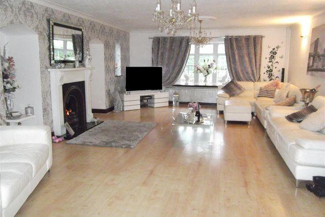 Living Room of School Lane, Rainhill, Prescot L35