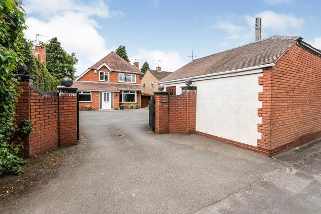 Thumbnail Detached house for sale in Worcester Road, Wychbold, Droitwich