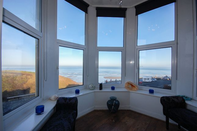 Thumbnail Flat for sale in Marine Parade, Flat 4, Hazel Towers, Saltburn-By-The-Sea