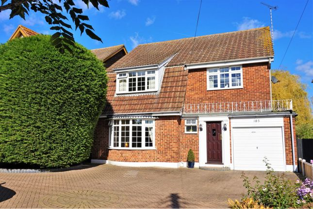 Thumbnail Detached house for sale in Eastwood Road, Rayleigh