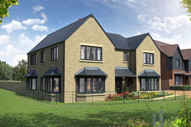 """Thumbnail Detached house for sale in """"Tilhurst"""" at Campden Road, Lower Quinton, Stratford-Upon-Avon"""