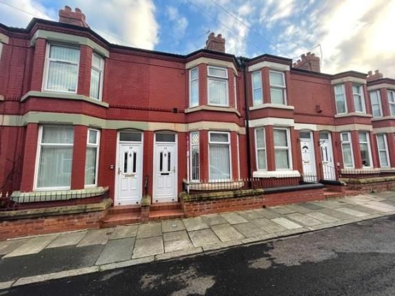 2 bed terraced house for sale in Thornton Street, Claughton, Merseyside CH41