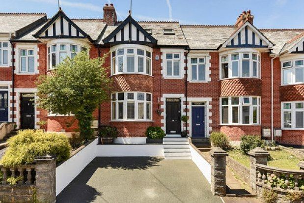 Thumbnail Terraced house to rent in Fernleigh Road, Wadebridge