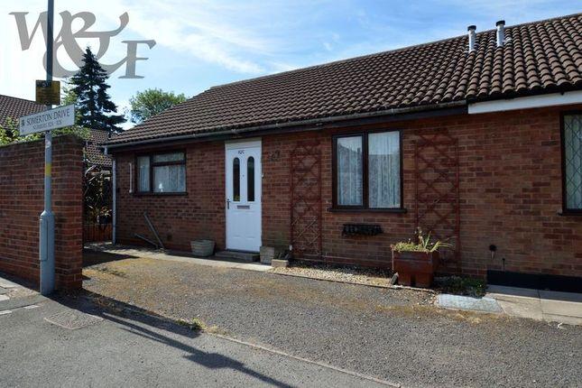 Thumbnail Semi-detached bungalow for sale in Somerton Drive, Erdington, Birmingham