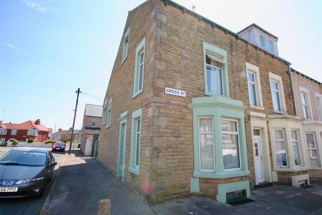 3 bed end terrace house for sale in Cross Street, Morecambe