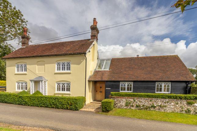 Thumbnail Cottage to rent in Three Horse Shoes Lane, Bramdean, Alresford