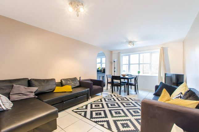 Thumbnail Flat to rent in Stubbs Drive, South Bermondsey