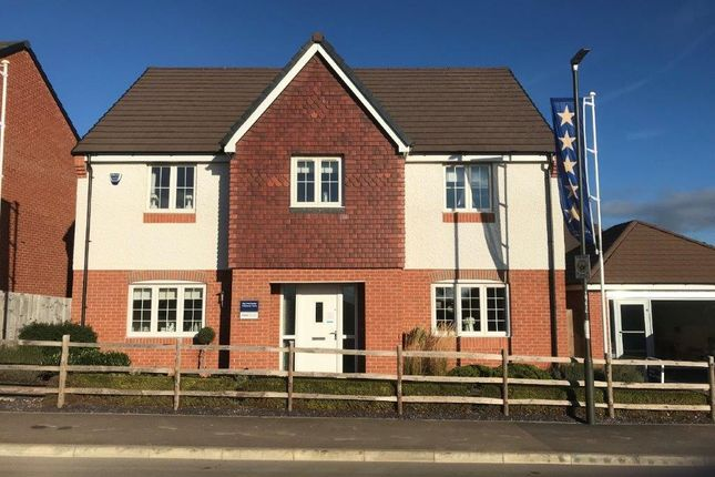 Thumbnail Detached house for sale in Richardson Way, Langley Country Park, Derby