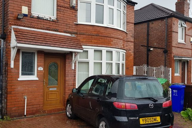 Thumbnail Room to rent in Brookleigh Road, Withington, Manchester