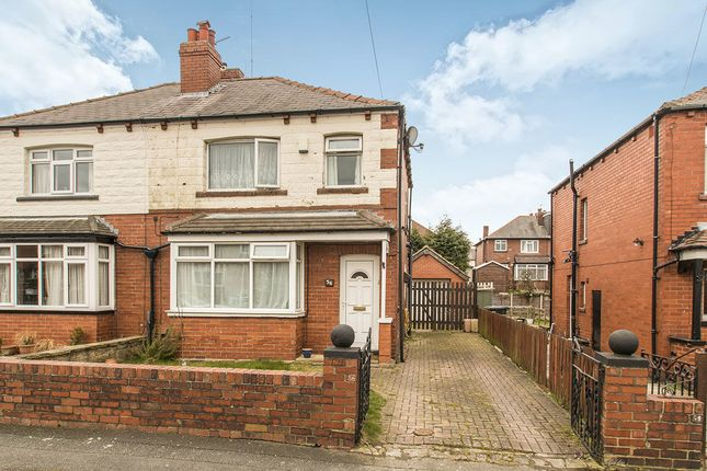 Thumbnail Semi-detached house for sale in Waincliffe Mount, Leeds
