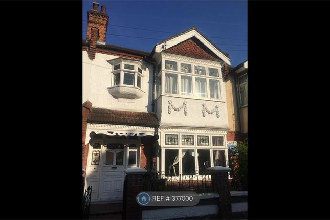 Thumbnail Terraced house to rent in Beverstone Road, London