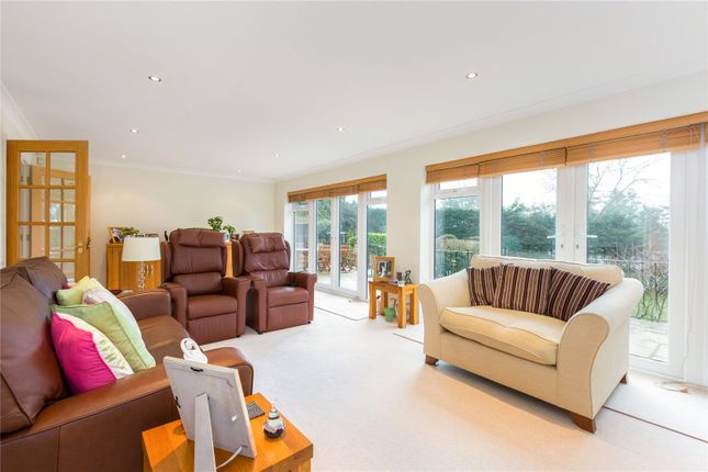 Lounge Rear of Highmoor, Amersham, Buckinghamshire HP7