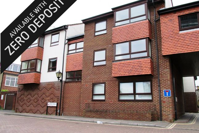 Thumbnail Flat to rent in Maddison Street, Southampton, Hampshire