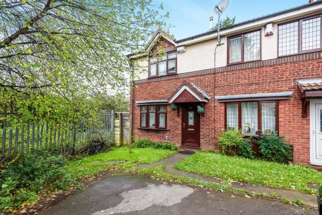 Thumbnail End terrace house for sale in Britannia Road, Walsall, West Midlands