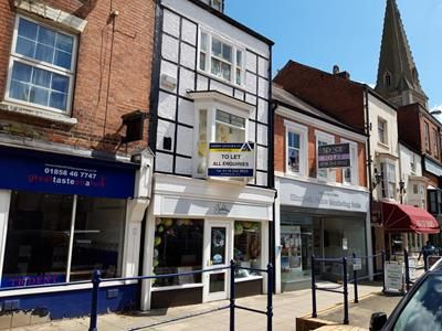 Thumbnail Retail premises to let in 65 High Street, Market Harborough, Leicestershire