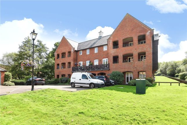 Thumbnail Flat for sale in Weir Pool Court, Silk Lane, Twyford