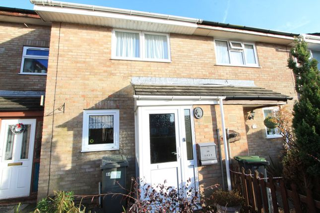 Thumbnail Terraced house to rent in Broadlands Close, Bournemouth