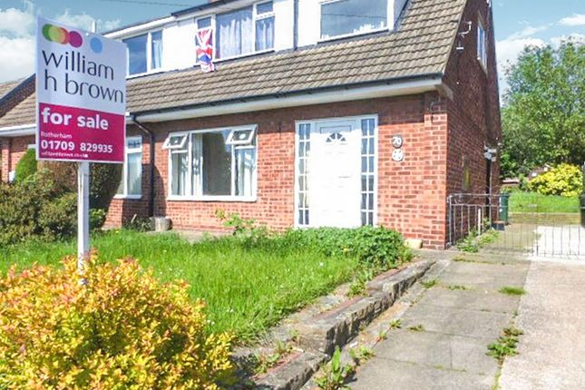 Semi-detached house for sale in Barden Crescent, Brinsworth, Rotherham