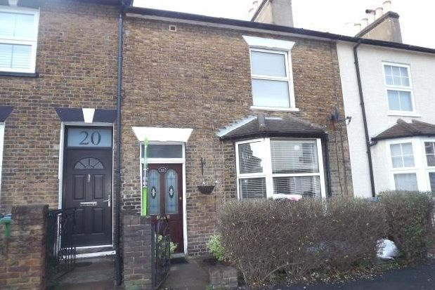 Thumbnail Property to rent in Langley Road, Watford