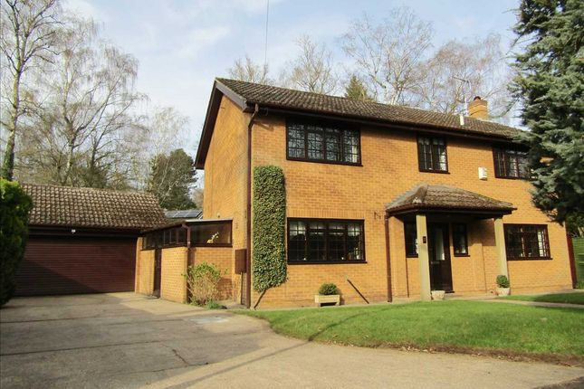 Detached house for sale in Conifer Close, Silica Lodge, Scunthorpe