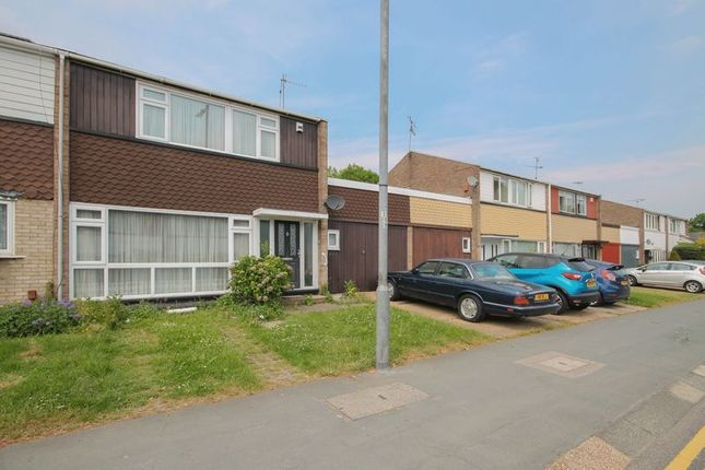 Thumbnail Semi-detached house for sale in Great Knightleys, Laindon, Basildon