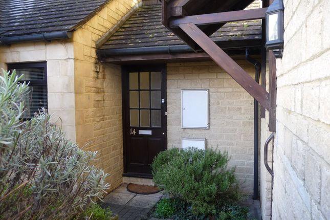Thumbnail Flat to rent in Post Office Lane, Corsham