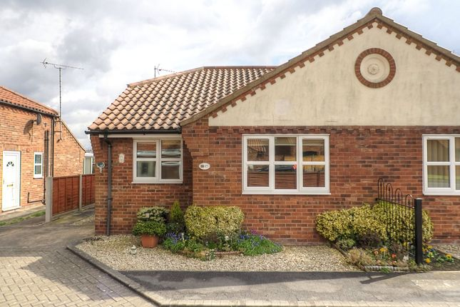 Thumbnail Semi-detached house to rent in Church View, Barton-Upon-Humber
