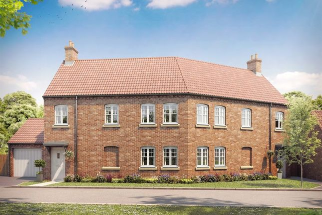 """Thumbnail Semi-detached house for sale in """"The Claxton """" at Bishopdale Way, Fulford, York"""