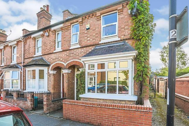 Thumbnail End terrace house for sale in Clapham Terrace, Leamington Spa